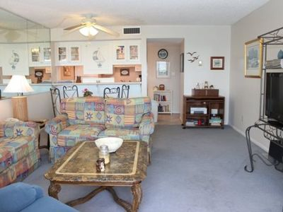 Photo for Beachfront Getaway on the Gulf of Mexico! (217)