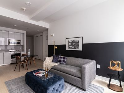Photo for Sonder | Wall Street | Timeless 1BR + Kitchen