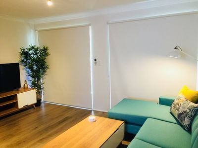Photo for 2 Bed Apartment - Broadwater Parklands - Secure parking