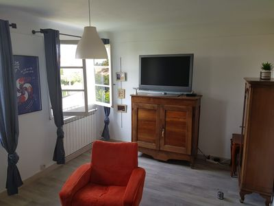 Photo for Biarritz T3, Close Beach, with view on Sea and Garden