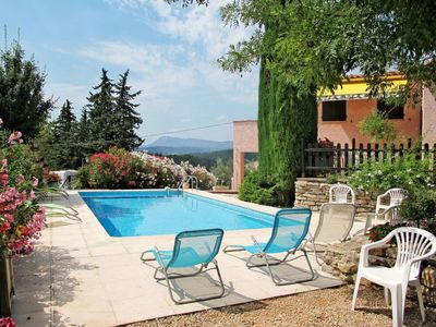 Photo for Vacation home Ferienhaus mit Pool (CAE180) in Carces - 8 persons, 4 bedrooms