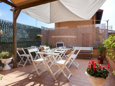 Photo for Piazza del Popolo, the most comfortable apartment to visit the city