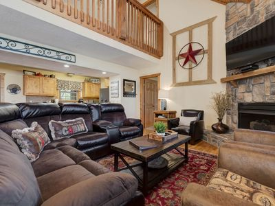 Photo for 4BR House Vacation Rental in Branson West, Missouri