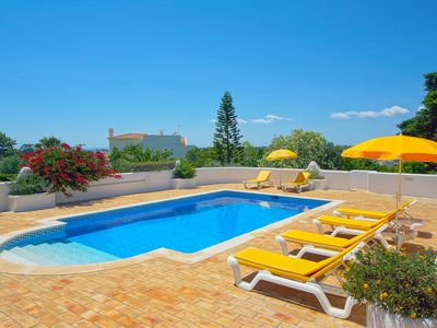 Photo for Casa Buganvila with panoramic sea views in residential area