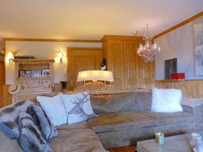 Photo for Vacation home Soldanella in Crans-Montana - 6 persons, 3 bedrooms