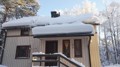 Photo for House in the residential area of Rovaniemi center