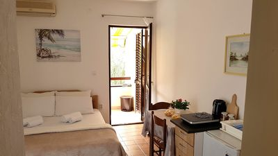 Photo for Double Room with AC and Balcony