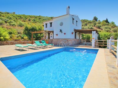 Photo for 1087 Villa el Olivarillo - Villa for 6 people in Frigiliana