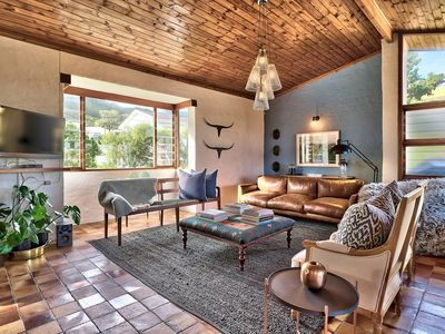 Photo for Cape Chestnut – a neat and spacious 4 bedroom family getaway in Hermanus, Cape Town