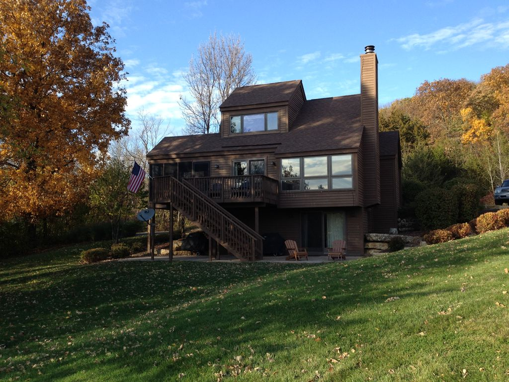 Prime Location In Galena Territory Homeaway The