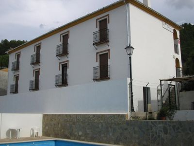 Photo for ALBARRACIN 3 houses for 5 people