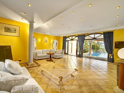 Photo for Vacation home St Anthony in Jávea/Xàbia - 10 persons, 5 bedrooms