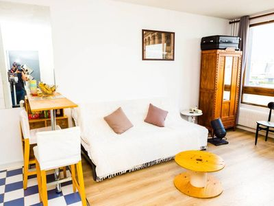 Photo for Nice and Typical flat#Paris Gambetta