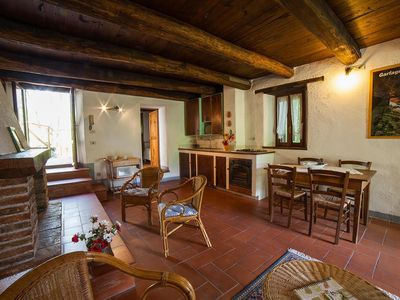 Photo for Holiday apartment Vergemoli for 4 - 5 persons with 3 bedrooms - Holiday apartment in a farmhouse