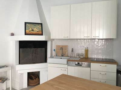 Photo for Large Trouvillaise house of 130m2
