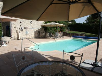 Photo for 4BR Villa Vacation Rental in Saint-Cassien, Nouvelle-Aquitaine