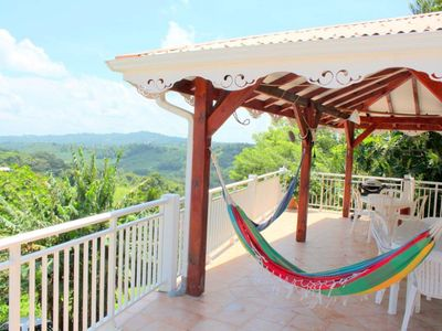 Photo for An unforgettable holiday in the heart of the country The authentic Martinique