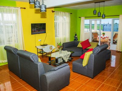 Photo for Private apartment, two bedrooms, with kitchen for family.