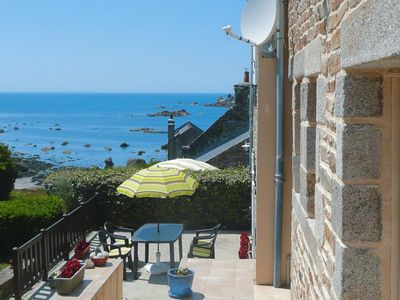 Photo for Semi-detached house, Porspoder  in Finistère - 4 persons, 2 bedrooms