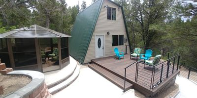 Photo for Zion's Cable Mountain Trail Head Cabin