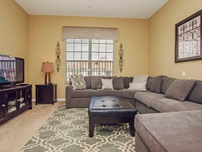 Photo for This property is a 2097.0 square feet,  3 Bedroom, 2 bathroom accommodation located in Orlando.  Vis