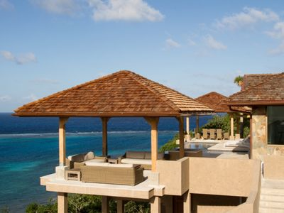 Photo for **Luxury Villa At Oil Nut Bay** - CONTACT US AT EXCEPTIONAL VILLAS FOR THE BEST RATES