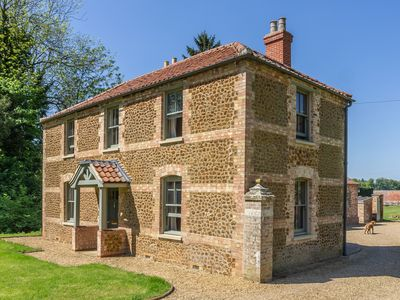 Photo for Gardener's Cottage is set in a beautiful and very peaceful rural location