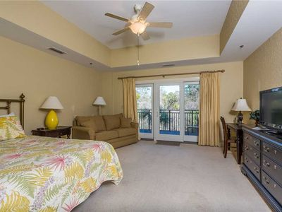 Photo for Walk or Bike to Pier and Village from Salt Air Villas! Community Pool and Private Balcony