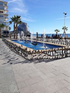 Photo for Sunny apartment 20 mts from beach in Calpe Car Not Necessary