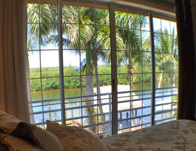 View from Master. Yes, you wake up to this view.....