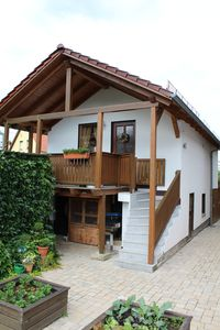 Photo for Idyllic holiday home in the Saxon Switzerland - quiet location, balcony, Wi-Fi