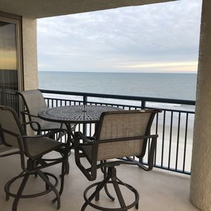 """Photo for """"Brighton Your View"""" - Beautiful Direct Oceanfront Corner Unit at Brighton"""