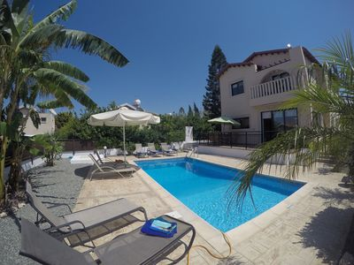 Photo for Villa Maria in Protaras with a private pool, wifi & great location