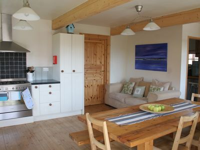 Photo for Druridge Bay Lodge-Children and dog friendly luxury home from home