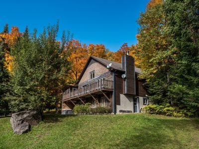 Photo for Chalet 'Sylviane' - 6 Bedroom Chalet With Spa In Mont-Tremblant