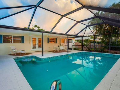 Photo for Cute Naples Pool Home
