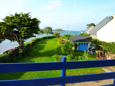 Photo for sea views - Private access beaches of the Gulf of Morbihan