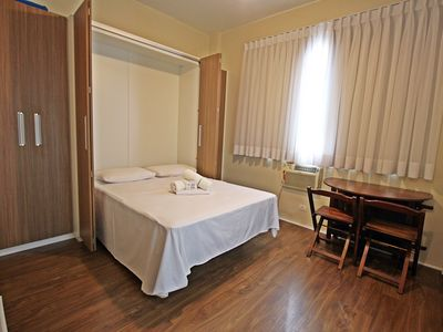 Photo for Budget apartment with air conditioning and free amenities - C039