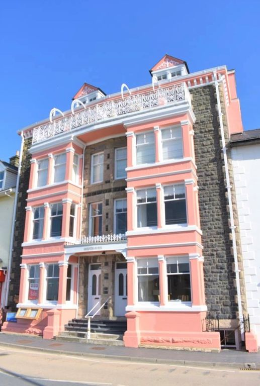Luxury Seafront Apartment in the Beautiful Village of Aberdovey -sleeps 8 -  Aberdovey