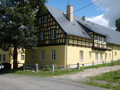 Photo for Mar.Lazne:Renov. Farmstead with six en-suite double rooms,2 kitchens non-smoking