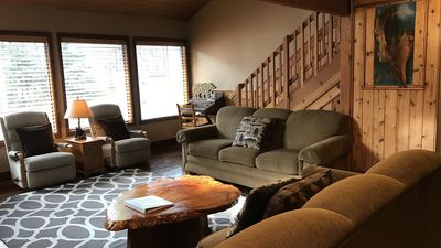 Photo for SPRING SPECIALS  Family-Friendly Home w/Private Hot Tub, 6 SHARC passes, Bikes