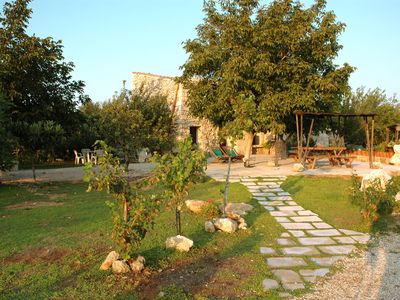 Photo for 1BR Chateau / Country House Vacation Rental in Merine, Puglia