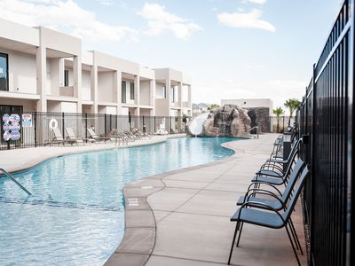 Photo for Gorgeous Loft Steps From The Pool! Near Tuacahn Theater and Dixie U