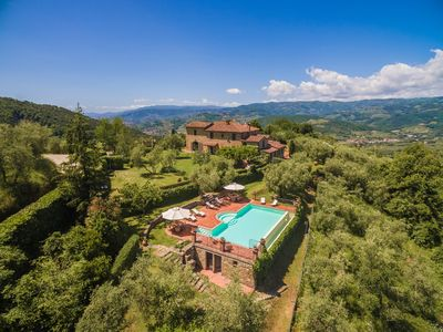 Photo for Villa Roncovisi A In Monsummano Terme, Tuscany