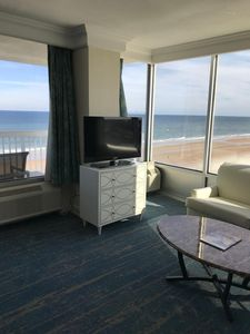 Ocean Front with private balcony 7th floor at the Daytona Beach Resort