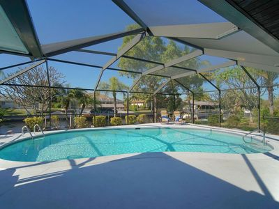 Photo for COASTAL CHARMER, Gulf Access Home with Heated Pool, 31 Top Reviews