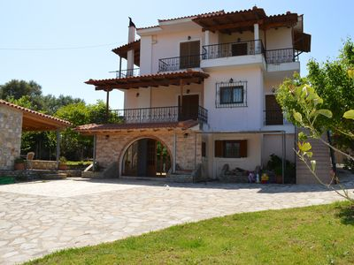 Photo for 4BR Apartment Vacation Rental in Kastro