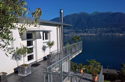 Photo for 2BR Apartment Vacation Rental in Vira, Locarno