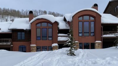 Photo for Gorgeous Ski-Out Townhome in Solitude Village
