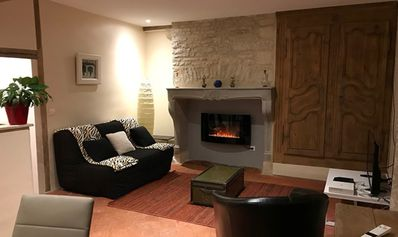 Photo for 1BR Cottage Vacation Rental in Noyers sur Serein